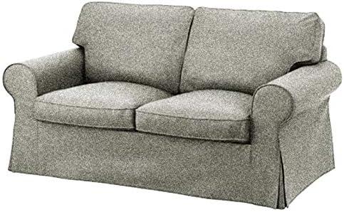 Best The Dense Cotton Ektorp Loveseat Cover Replacement is Custom Made for IKEA Ektorp Loveseat Sofa Slip