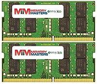 MemoryMasters 4GB 2X 2GB DDR2 SODIMM PC5300 PC2 5300 667 MHz ノートパソコン用メモリ
