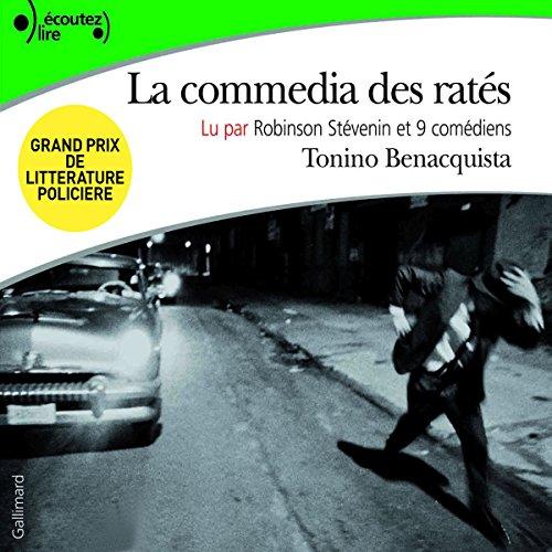 TONINO BENACQUISTA - LA COMMEDIA DES RATÉS  [MP3 256KBPS]