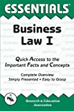 Image of Business Law I Essentials (Essentials Study Guides)