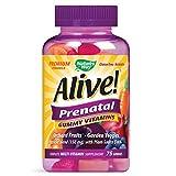 ¡Viva! Prenatal, Gummy vitaminas, Gomitas 75 - Camino de la Naturaleza