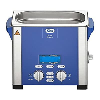 Dual Frequency Ultrasonic Cleaner for Lab & Industrial Use with Digital Display