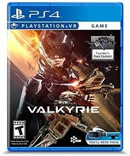 EVE Valkyrie VR (輸入版:北米) - PS4