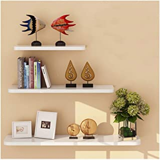 Amazon.com  Wood - Floating Shelves   Home Décor Accents  Home   Kitchen 16a120ec3