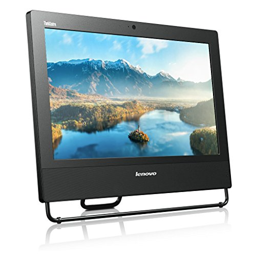 Lenovo ThinkCentre M73z 20in All-in-One Desktop PC - Intel Core i5-4570S 2.9GHz, 6GB, 500GB HDD, DVD, Webcam, Windows 10 Pro (Renewed)