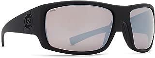 VonZipper Suplex Polar Polarized Wrap Sunglasses