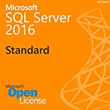 SQL Server 2016 Standard | Retail Sealed | with 10 CAL