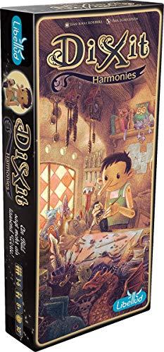 Libellud Asmodee - Juego de Mesa Dixit 2 Big Box 001622 (Idioma...
