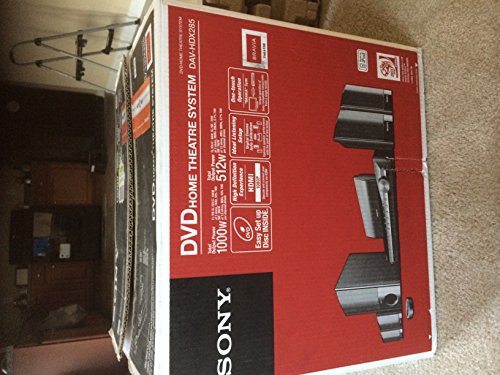 1000 watt dvd home theater system - 8