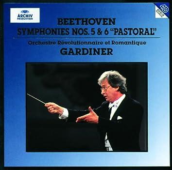 ベートーヴェン:交響曲第5・6番