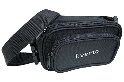 JVC T/YB-3 Camcorder-Tasche für GZ-R435 GZ-RX645 GZ-R495 GZ-RX605, Schwarz