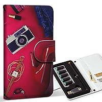 スマコレ ploom TECH プルームテック 専用 レザーケース 手帳型 タバコ ケース カバー 合皮 ケース カバー 収納 プルームケース デザイン 革 ファッション おしゃれ カメラ 014657