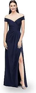 promo code 97608 6f105 Suchergebnis auf Amazon.de für: lange abendkleider - Blau ...