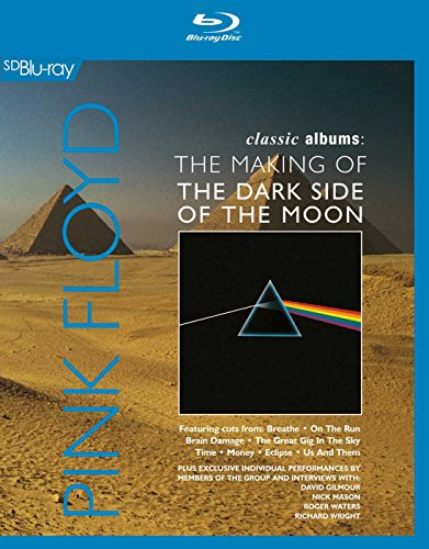 Pink Floyd - Dark Side of the Moon [Blu-ray]