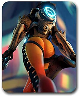 Tracer Booty Mousepad OW - Overwatch Blizzard by Tora Store [並行輸入品]