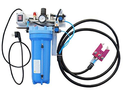 Shiwaki Schneiden Graviermaschine Nebel Schmierspray K/ühlsystem DIY