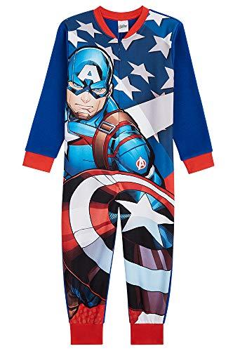 Marvel Capitan America Pijama Entero...