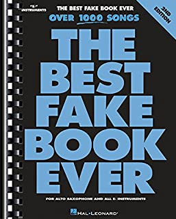 The Best Fake Book Ever: E-Flat Edition