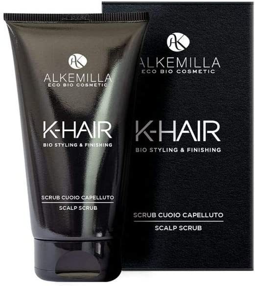 Alkemilla Khair Exfoliante Cuero Cabelludo Ecobio 150 ml