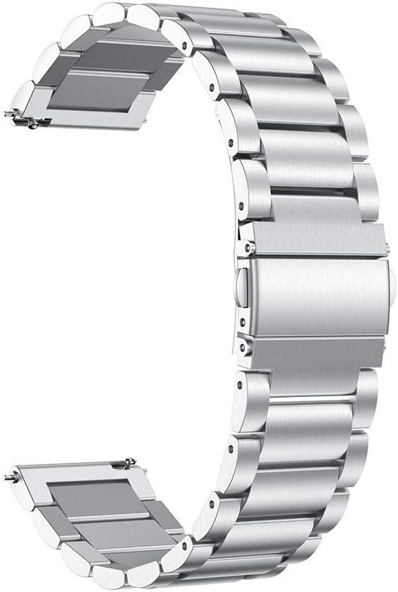 Bandas de Reloj, Correas de Reloj Pulsera de 20 mm para Samsung Galaxy Watch Correa de Reloj Inteligente Activa para Pulsera Samsung Gear S2####