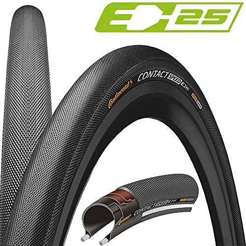 bester der welt ContinentalContactSpeed Black 28 Zoll Fahrradreifen |  700 x 35 ° C |  28 x 1 3/8 x 1 5/8 2021