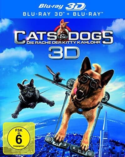 Cats & Dogs - Die Rache der Kitty Kahlohr [3D Blu-ray]