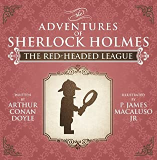 The Red-Headed League - Lego - The Adventures of Sherlock Holmes by Doyle, Arthur Conan (2014) Paperback