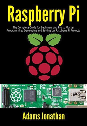 Raspberry Pi: The Complete Guide for Beginners and Pro to Master Programming, Developing and Setting up Raspberry Pi Projects (English Edition)