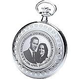 Royal London 91111-01 - Reloj de Bolsillo para Hombre, Correa de Metal