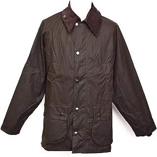 [バブアー] MADE IN ENGLAND (MWX0010OL71) Classic Bedale Wax Jacket Olive クラシック ビデイル ワックス ジャケット オリーブ メンズ オイルドジャケット [並行輸入品]
