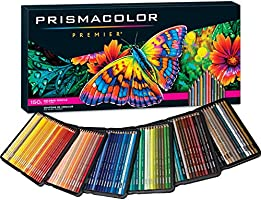 Prismacolor Premier Colored Pencils | Art Supplies for Drawing, Sketching, Adult Coloring | Soft Core Color Pencils, 150...