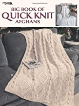 Big Book of Quick Knit Afghans-24 Quick & Easy Solid-Color Wraps