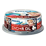 Philips DR8I8B25F - DVD+R DL x 25-8.5 GB