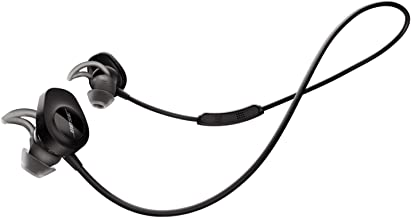 Bose SoundSport Wireless Headphones, Black (Renewed)