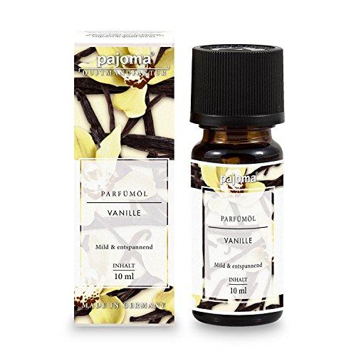 "pajoma Parfümöl ""Vanille"", 10 ml, feinste Parfümöle in Geschenkverpackung"