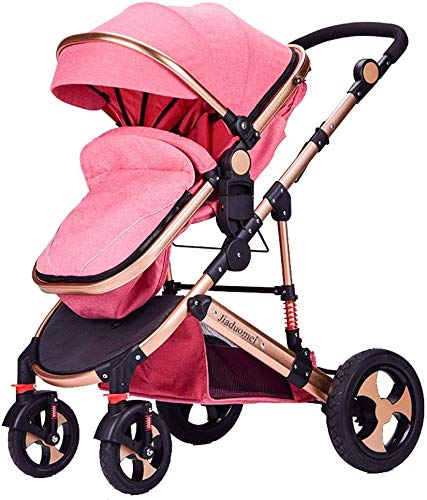 Purchase SYue Baby Carriage Strollers Can Sit Reclining Stroller, Stroller, High Landscape Baby Stro...