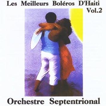 Les Meilleurs Boleros D'haiti, Vol. 2