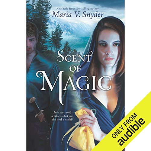 Scent of Magic audiobook cover art