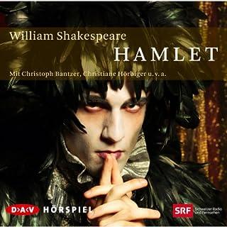 Hamlet                   Autor:                                                                                                                                 William Shakespeare                               Sprecher:                                                                                                                                 Wolfgang Reichmann,                                                                                        Christoph Bantzer,                                                                                        Christiane Hörbiger                      Spieldauer: 1 Std. und 37 Min.     57 Bewertungen     Gesamt 4,4