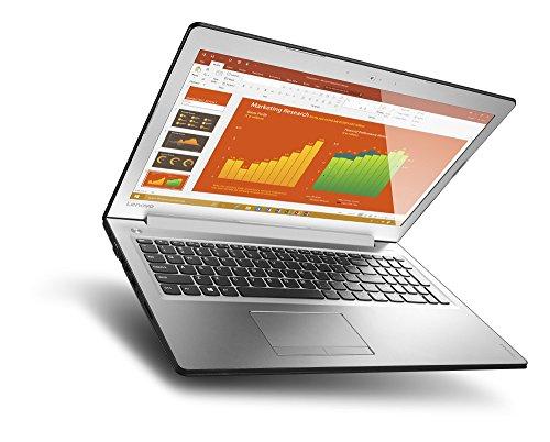 Lenovo Ideapad 510 15.6″ Laptop, Silver ( Intel Core i5 7200U, 8GB DDR4, 1TB HDD, NVIDIA GeForce 940MX,…