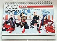 MMM00 [ 2022 Photo Desk Calendar ] K-pop K-Star
