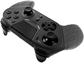 $32 » Wireless Game Controller Gamepad PS4 Bluetooth Gaming Joystick with Programmable Back Button for PS4 Console Gaming Black