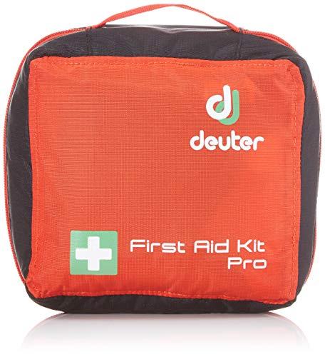 Deuter First Aid Kit Pro Trousse de Secours Unisex-Adult, Papaya, 16 x 18 x 8 cm