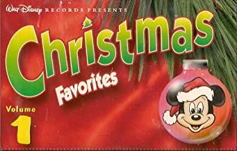 Walt Disney Christmas Favorites Vol. 1