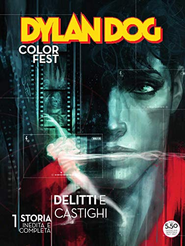 #MYCOMICS Dylan Dog Color Fest N° 33 - Sergio Bonelli Editore – Italiano