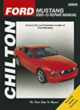 Chilton Total Car Care Ford Mustang 2005-2010 Repair Manual (Chilton's Total Care Care)