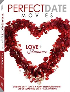 Perfect Date Movies Volume 1- Love & Romance: (Life or Something Like It / Love is a Many Splendored Thing / One Fine Day / Say Anything)