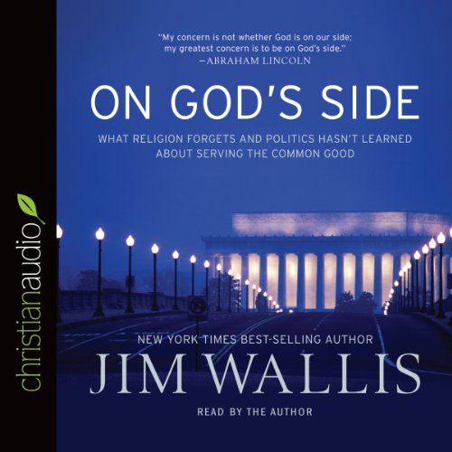On God's Side audiobook cover art