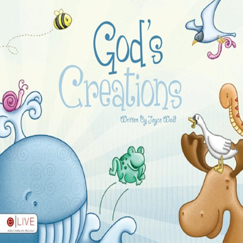 God's Creations  Audiolibri