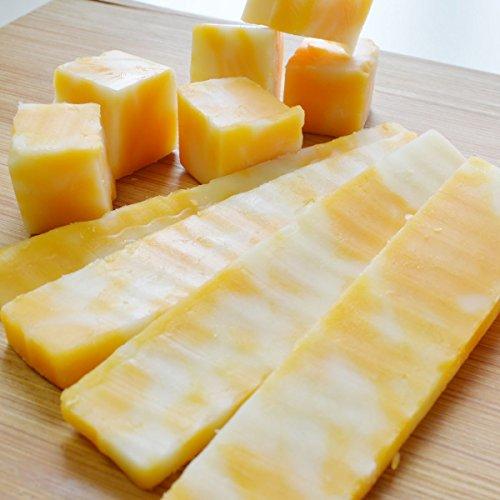 コルビージャックチーズ 約1kg前後 アメリカ産 ナチュラルチーズ クール便発送 COLBY JACK Cheese